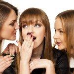 Хорошие привычки: не сплетничать