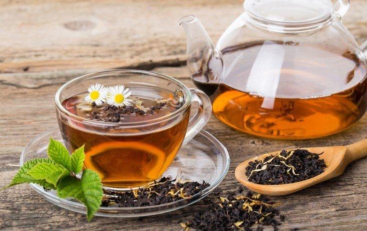 факты о чае