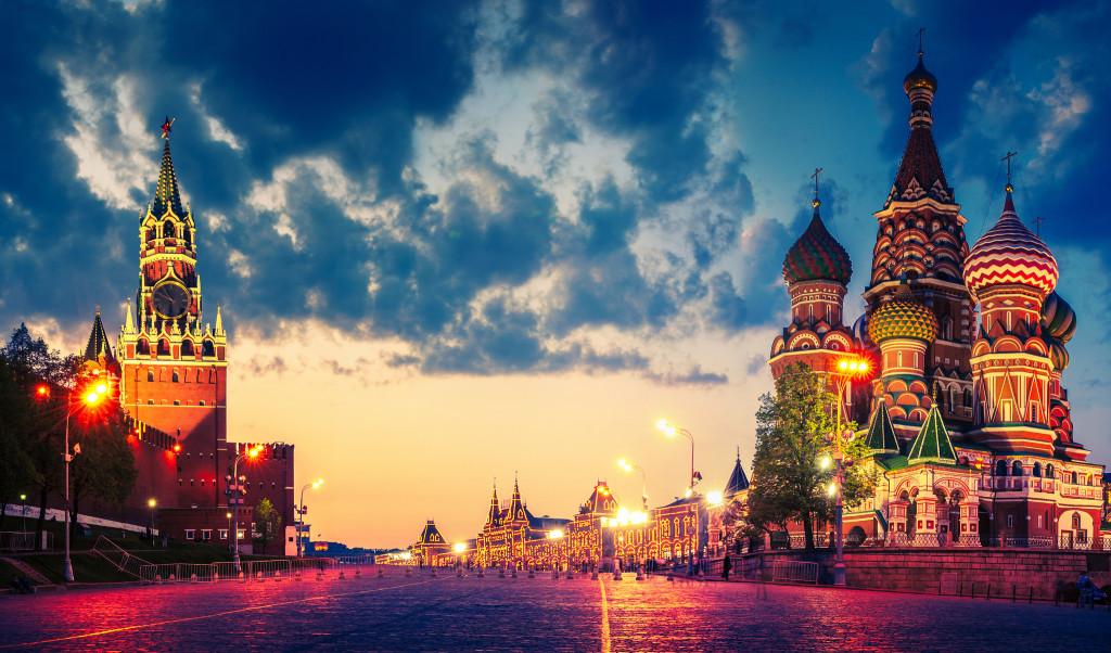 Самые интересные факты о Москве