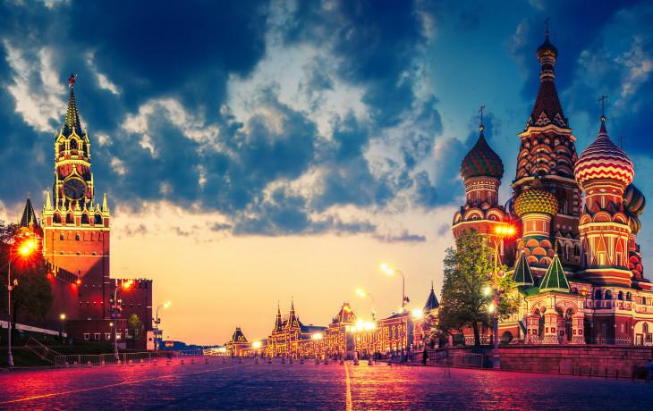 факты про Москву
