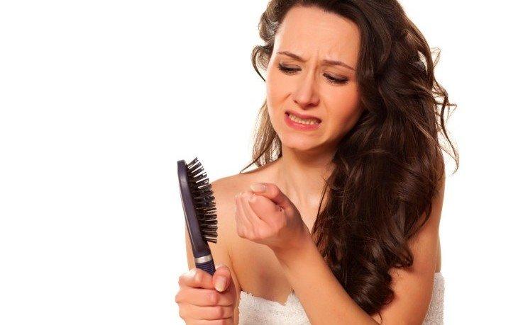 психологические причины выпадения волос