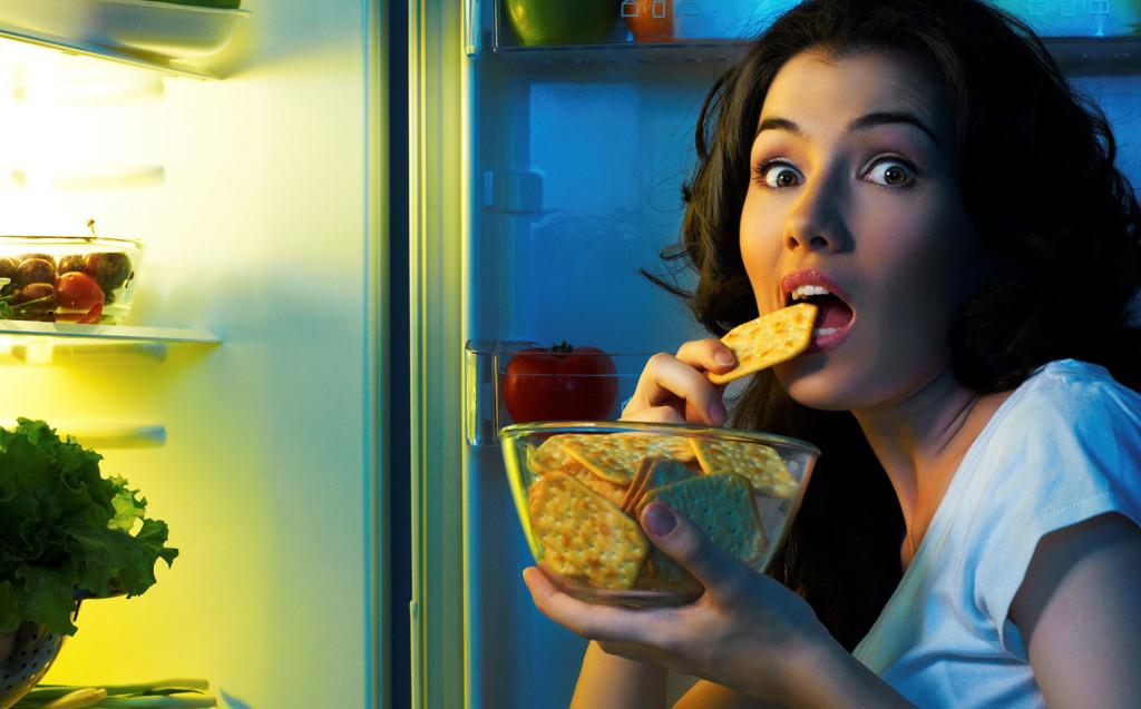Как побороть сильный аппетит