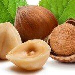 Польза, вред, калорийность фундука сырого, жареного на 100 грамм