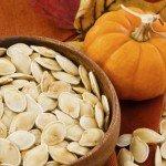 Польза, вред, калорийность тыквенных семечек на 100 грамм
