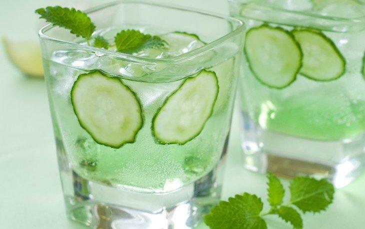 пить воду при похудении