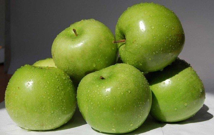 яблоки Семеренко польза