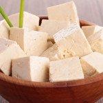 Польза, вред, калорийность сыра тофу на 100 грамм