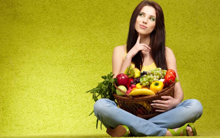 вегетарианство для женщин
