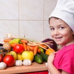Вегетарианство и дети: разбираем особенности