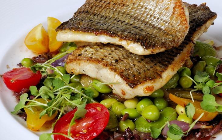 вегетарианство и рыба