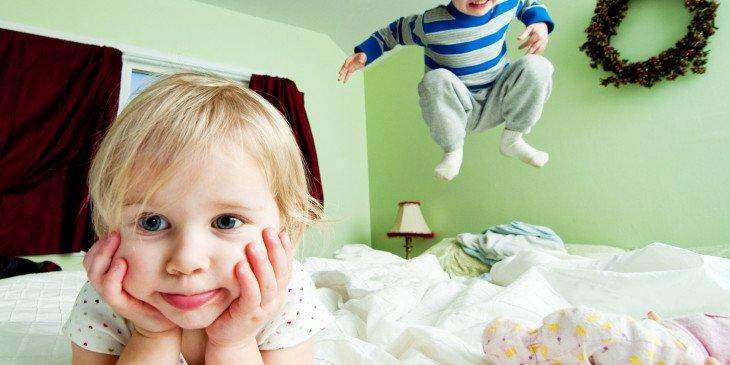 некачественный сон у ребенка
