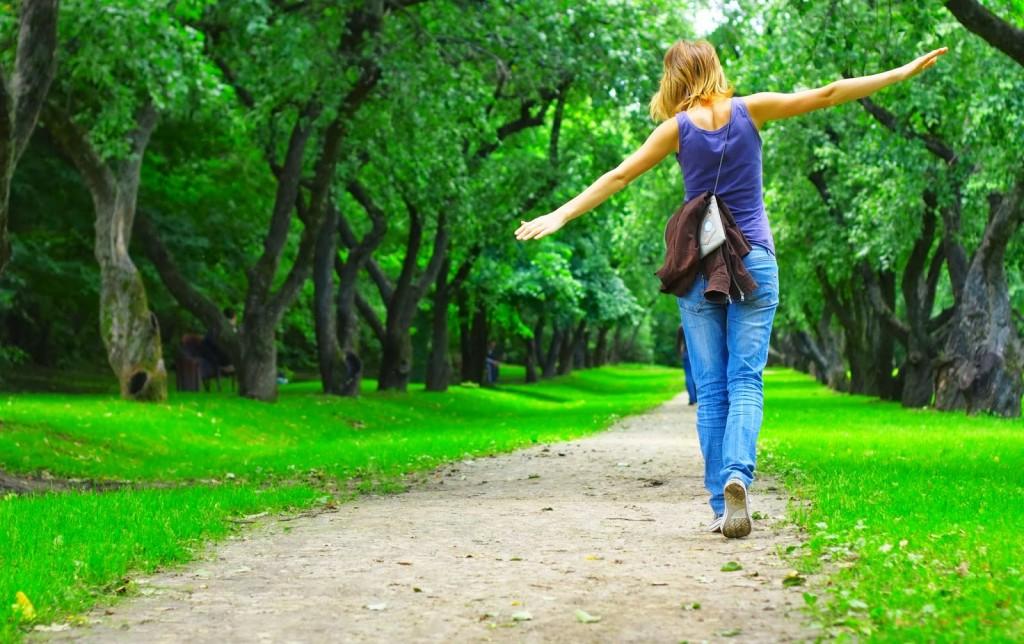 Свежий воздух улучшает здоровье