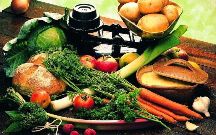 питание при вегетарианстве