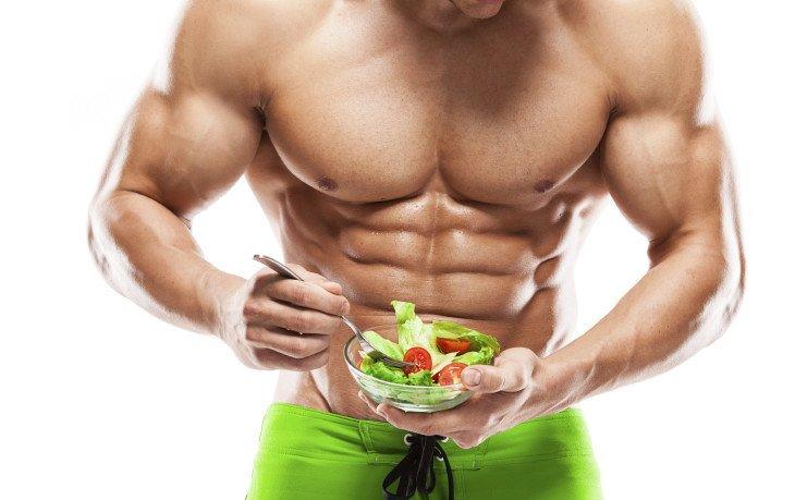 бодибилдинг и вегетарианское питание