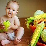 Разбираемся: вегетарианство как основа детского питания
