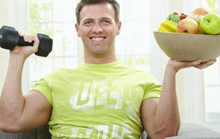 спорт при вегетарианстве