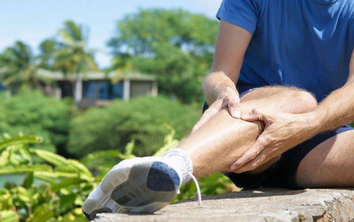 психологические причины боли в голени