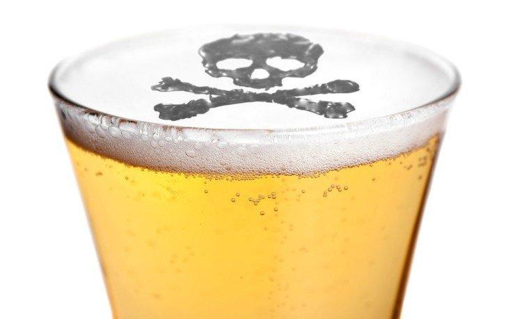 чем вреден алкоголь для здоровья