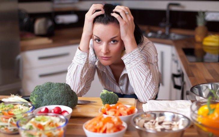 похудение при стрессе