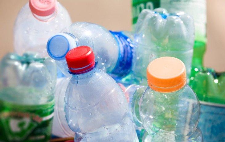 вред пластиковой тары