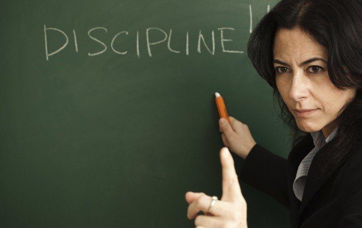 как быть дисциплинированным