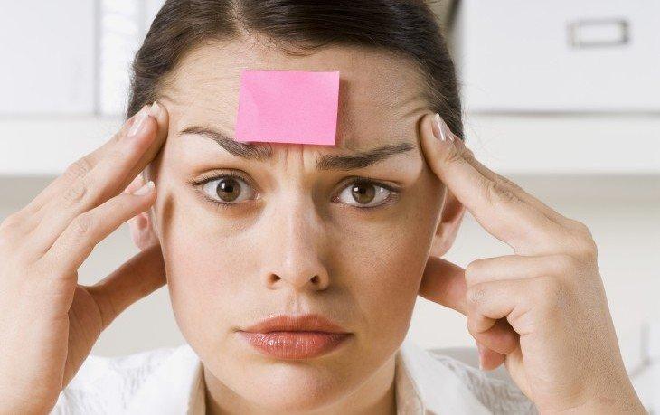 факторы ухудшения памяти