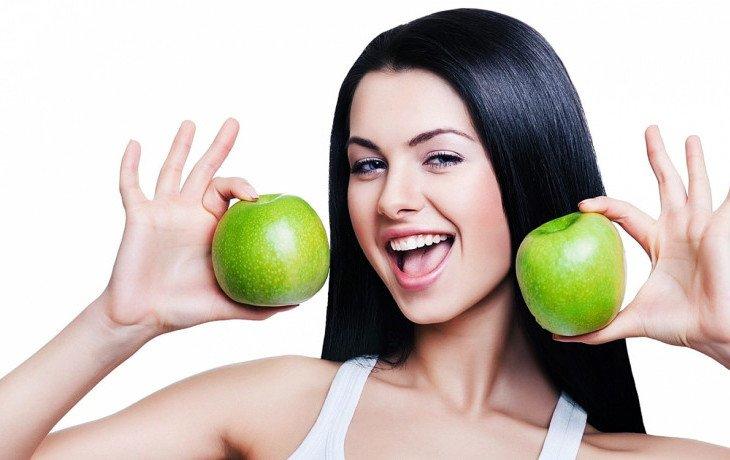 польза яблок для самочувствия
