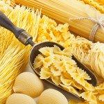 Вареные макароны калорийность на 100 грамм, польза, вред