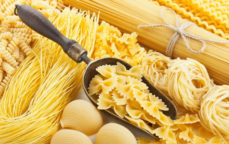 вареные макароны калорийность на 100 грамм