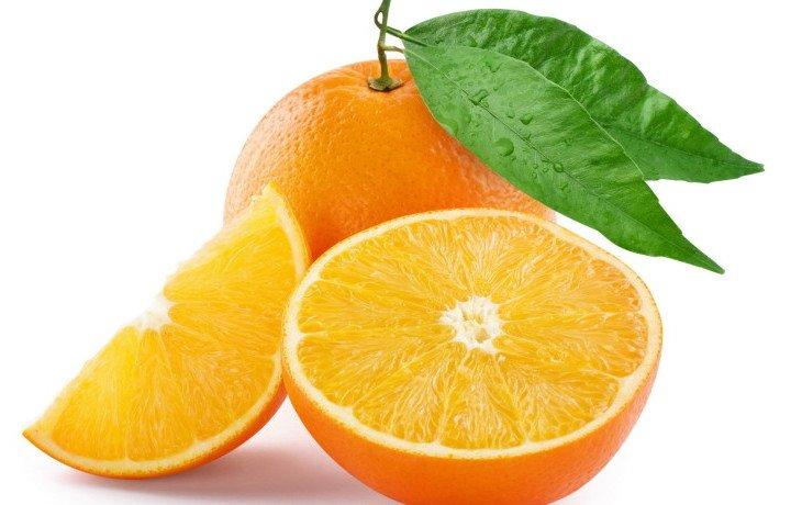 апельсин калорийность 1 шт.