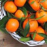 Мандарины калорийность на 100 грамм, в 1 шт., польза, вред