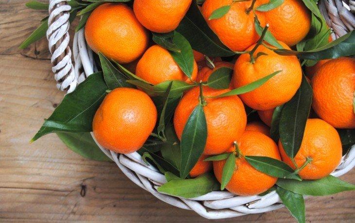 калорийность мандарина 1 шт.