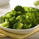 Жареная и вареная капуста брокколи калорийность на 100 грамм, польза, вред