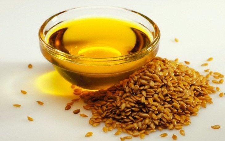 льняное масло калорийность в чайной ложке