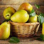 Калорийность груши на 100 грамм, польза, вред фрукта