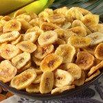 Сушеные бананы калорийность на 100 грамм, польза, вред