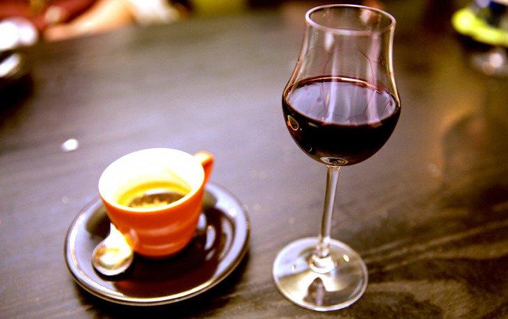 новый факт про вино