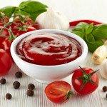 Кетчуп калорийность на 100 грамм, польза, вред
