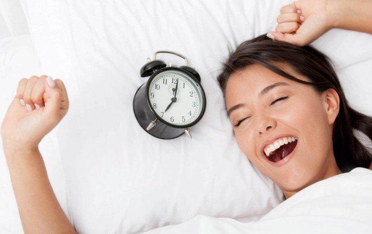 во сколько ложиться спать