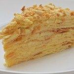 Торт Наполеон калорийность на 100 грамм, польза, вред