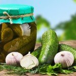 Польза, вред, калорийность соленых огурцов на 100 грамм