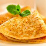 Блины на кефире, молоке, сыворотке, дрожжах: калорийность на 100 грамм