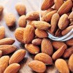 Вред, польза, калорийность миндаля на 100 грамм