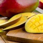Польза, вред, калорийность свежего и сушеного манго на 100 грамм