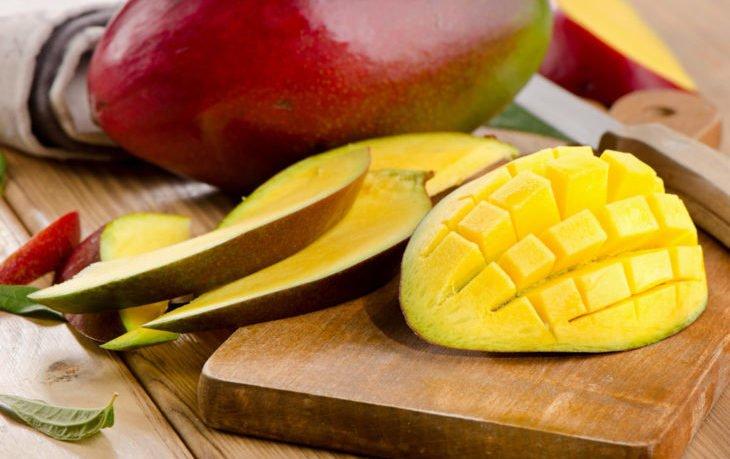 манго калорийность на 100 грамм