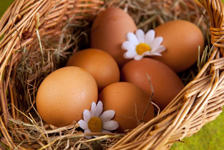 яйцо калорийность на 100 грамм