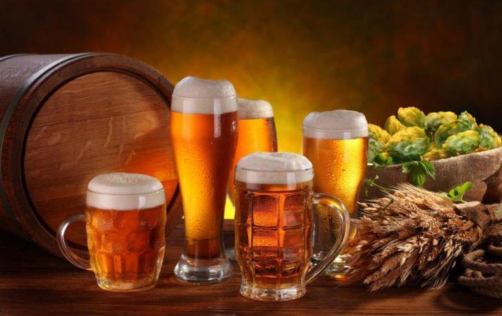 пиво калорийность на 100 грамм