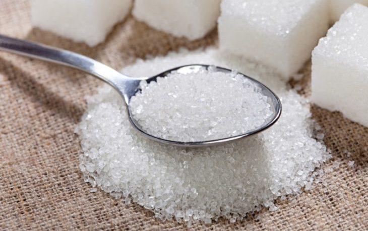 ложка сахара калорийность