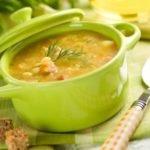 Польза, вред, калорийность горохового супа на 100 грамм