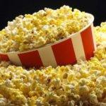 Польза, вред, калорийность попкорна на 100 грамм